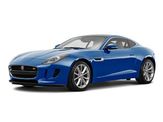 2017 Jaguar F-TYPE Coupe Ultra Blue Metallic